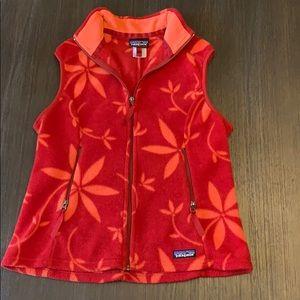 "Patagonia ""Synchilla"" Fleece Vest ~ Sz Large"
